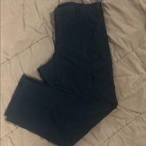 Kirkland Nylon Travel Pants Size 8 NWT